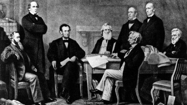 亞伯拉罕·林肯等外向性格的人要比大部分人嗓門更洪亮,也更愛攀談。