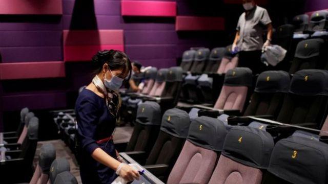Rạp chiếu phim ở Thượng Hải