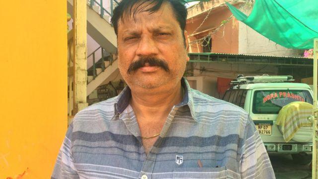 ராஜேஷ் சிங் தோமர்