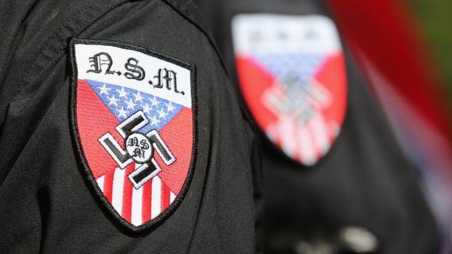 El ícono del movimiento neonazi en EE.UU.