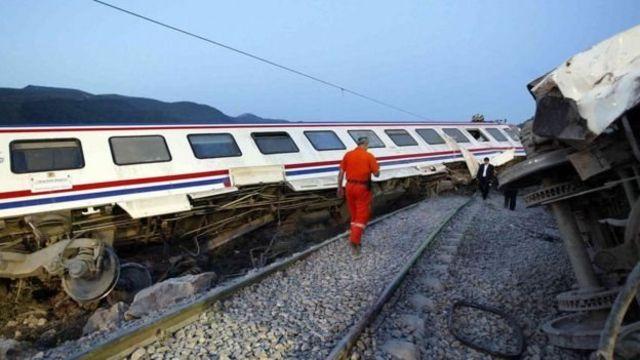 hızlı tren faciası