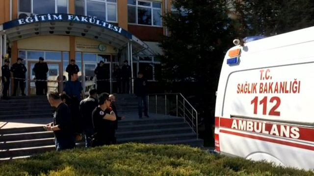 Polisi Turki