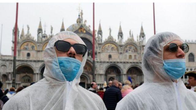 အီတလီမှာ ဘာသာရေးပွဲတော်ကျင်းပဖို့ကိုလည်း ရွှေ့ဆိုင်းလိုက်ပါတယ်။