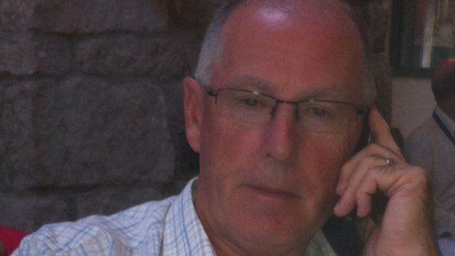Richard James yw Cadeirydd yr Ymddiriedolaeth Treftadaeth Morol yng Nghymru
