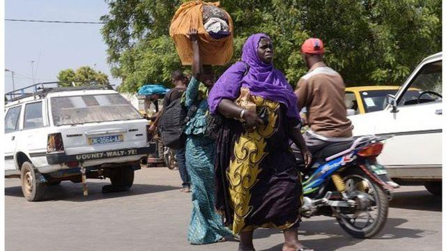 gambia, politique, adama barrow, yahya jammeh