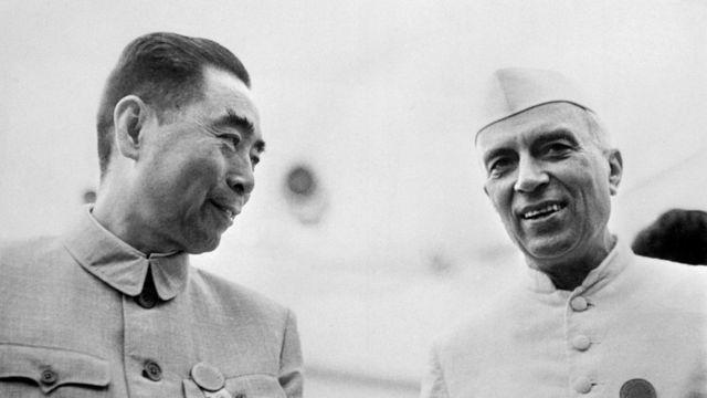 चऊ और नेहरू