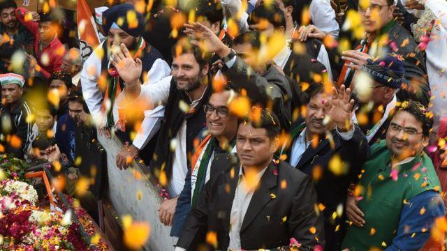 कांग्रेस, राहुल गांधी, उत्तर प्रदेश चुनाव