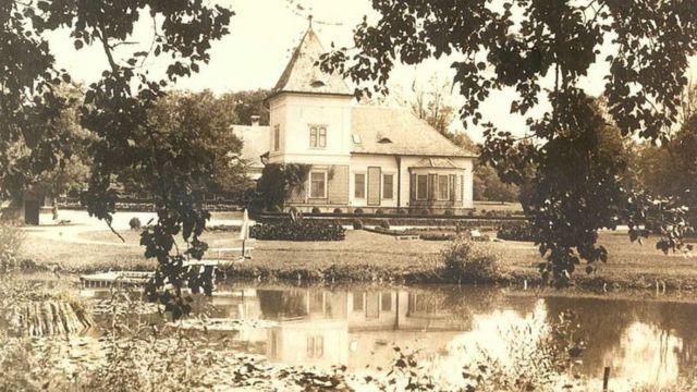 castelo em Rechnitz