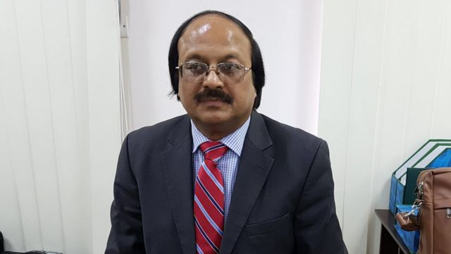 জাতীয় রাজস্ব বোর্ডের চেয়ারম্যান নজিবুর রহমান