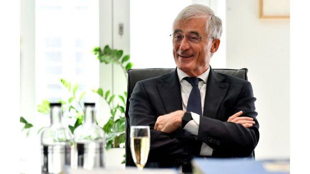 Geert Bourgeois hiện là báo cáo viên Hiệp định Tự do Thương mại với Việt Nam (EVFTA)