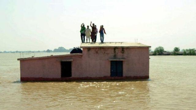 Mafuriko katika jimbo la Bihar