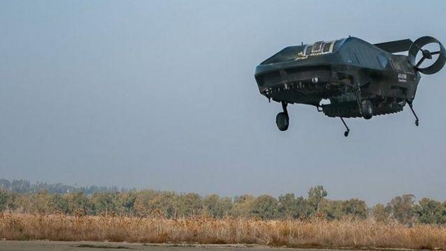 الطائرة كورمورانت
