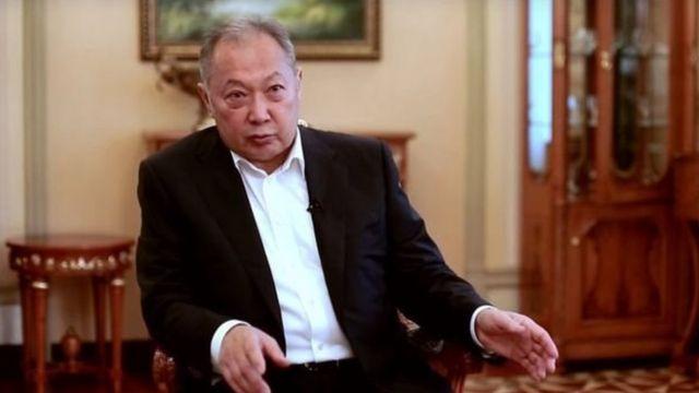 Мурдагы президент Курманбек Бакиев