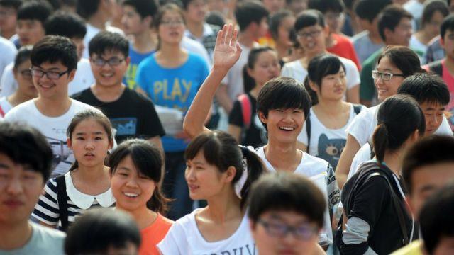 中國年輕人