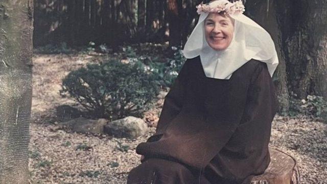 الأخت ماري جوزيف التي كانت تسمى آن راسل ميلر