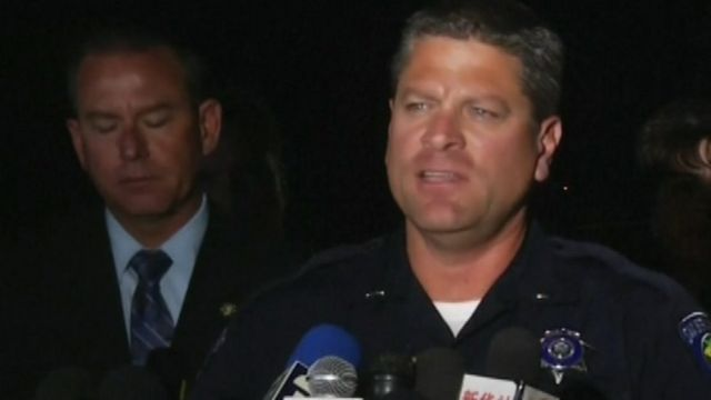 Lt Mike Madden from San Bernardino Police