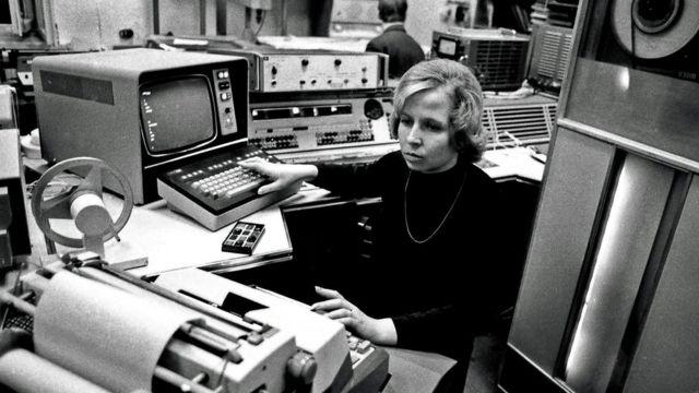 Докомпьютерная эра. ЭВМ в институте автоматики ДВНЦ АН СССР 1976