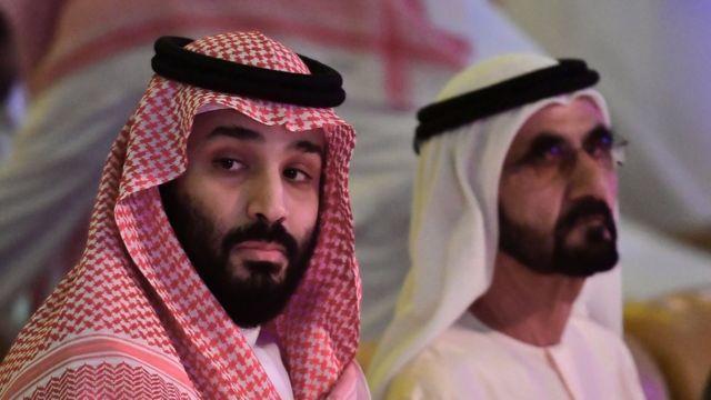 محمد بن سلمان محمد بن راشد
