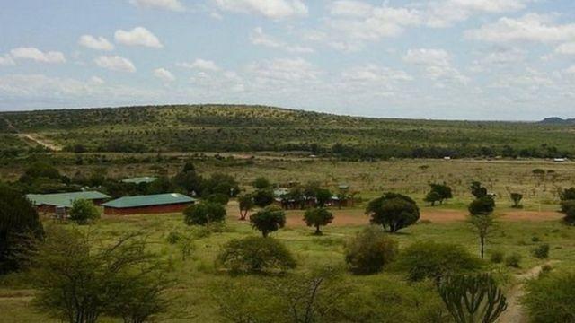 المدرسة أنشئت في بدلة نائية بمقاطعة لايكيبيا