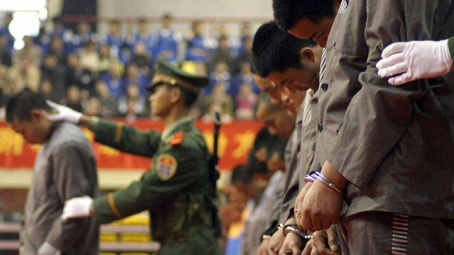 Prisioneros chinos