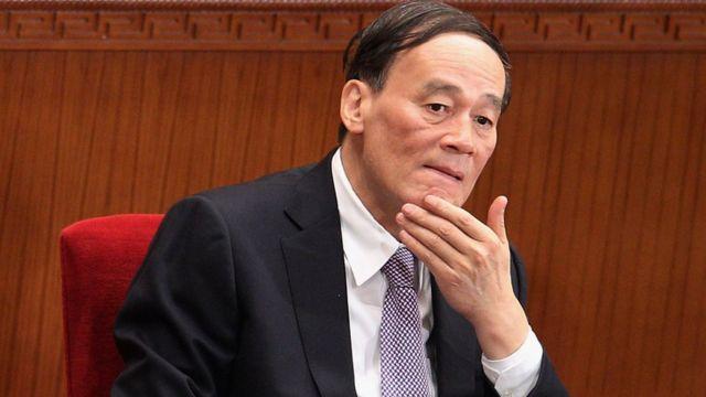 中共中央纪律检查委员会负责人王岐山
