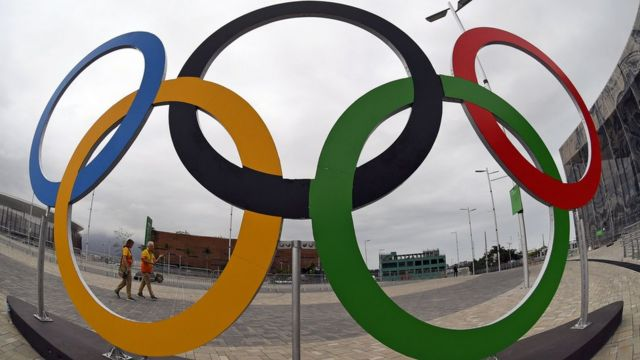 Este viernes es la inauguración oficial de las Olimpiadas.