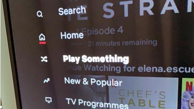 Función de Netflix