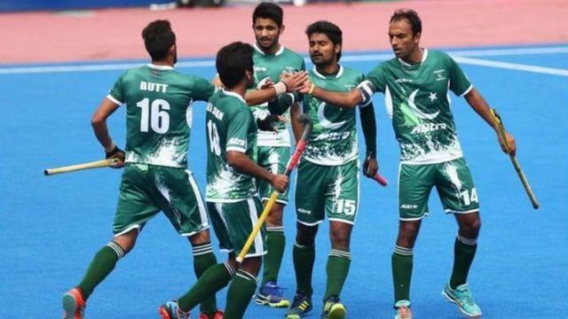 پاکستانی ہاکی ٹیم