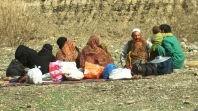 مهاجران افغان در پاکستان