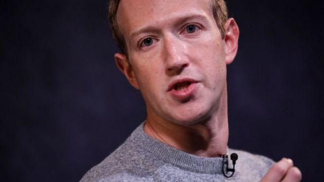 Mark Zuckerberg, fundador y director de Facebook.