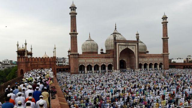 दिल्लीतील जामा मशिद