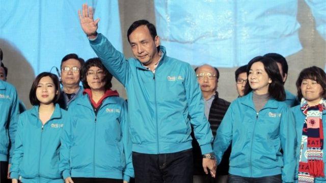 Tsai Ing-wen elected Taiwan's first female president