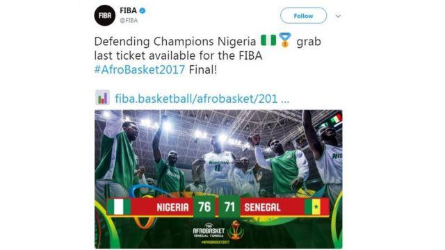 Nigeria D'Tigers