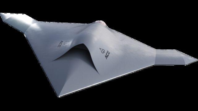 Ударний дрон Ace One