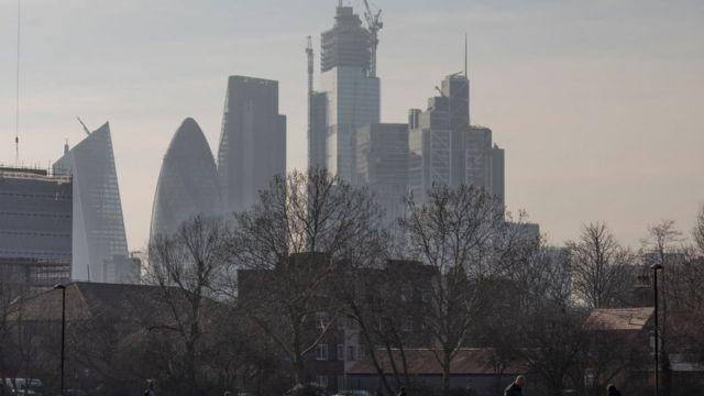 La City de Londres.