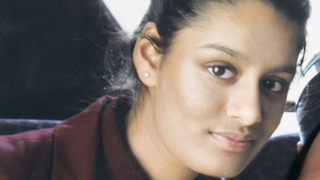 Shamima Begum: Lawyer says IS teenager 'damaged' by ordeal