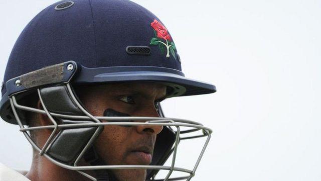 વેસ્ટ ઈન્ડીયન ક્રિકેટર શિવનારાયણ ચંદ્રપોલ