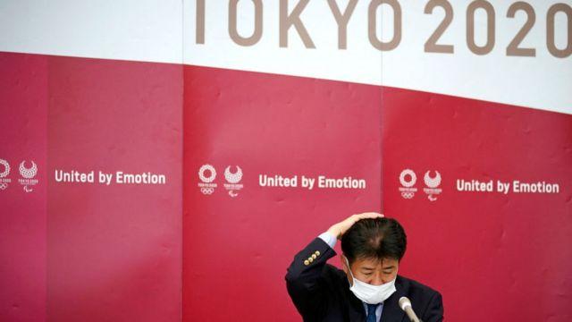 Tokyo Olimpiyatları Mali İşler Direktörü Hidemasa Nakamura