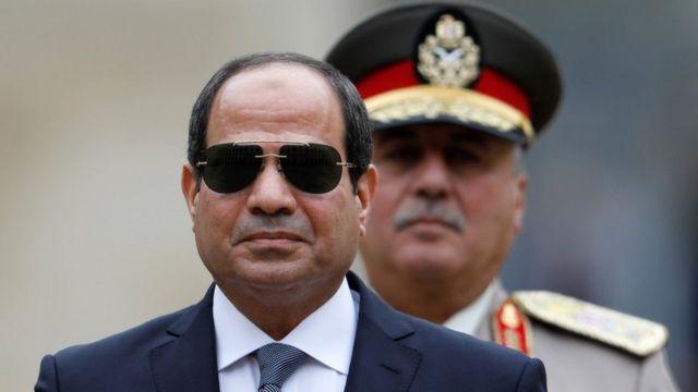 ce dossier est une des priorités du président Abdel Fattah al Sissi qui doit remettre son mandat en jeu dans trois mois.