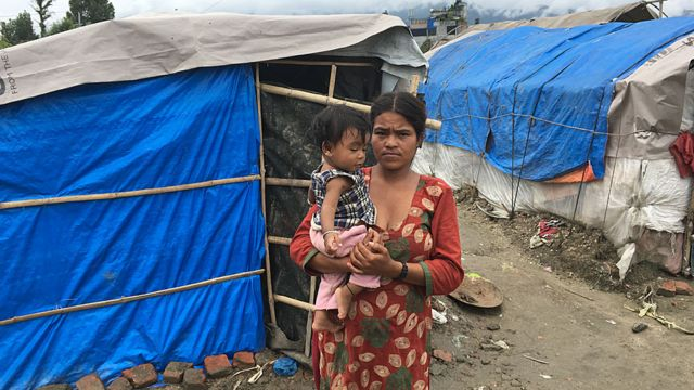 Nepal's sense of despair