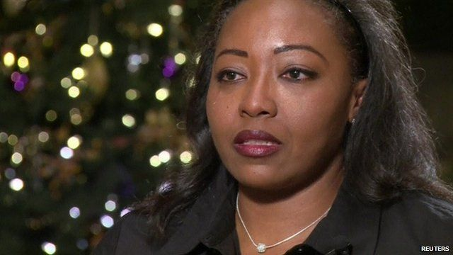 Sister of one of the San Bernardino shooting victims