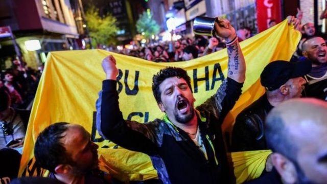 ترکی، اپوزیشن