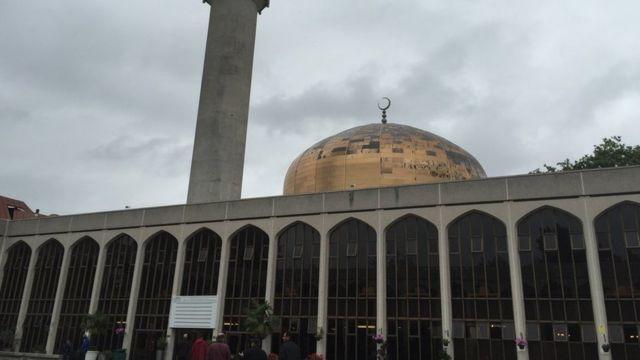 Mosquée, Londres