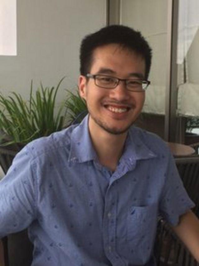 Nghiên cứu sinh Tiến sỹ Vũ Minh Hoàng