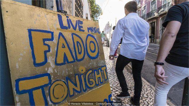 法多是传统音乐和晚餐体验的结合,令葡萄牙蜚声世界。
