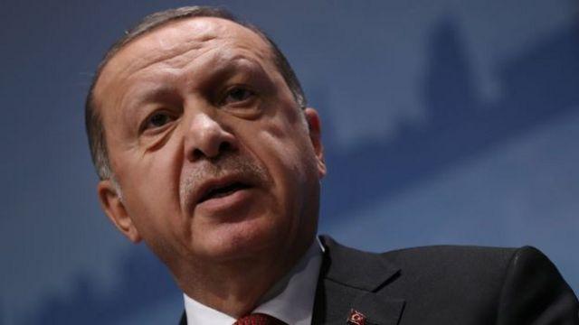 نگرانی اصلی رجب طیب اردوغان، رئیس جمهور ترکیه، کردها است