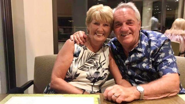 Janis ve Malcolm Brown