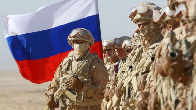 Russian servicemen participate in joint military drills involving Russia, Uzbekistan and Tajikistan, at the Harb-Maidon training ground, located near the Tajik-Afghan border in the Khatlon Region of Tajikistan August 10, 2021.