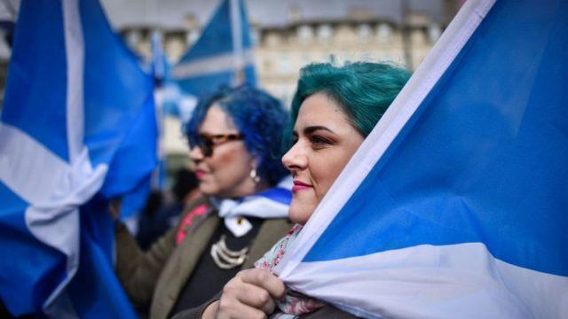 بريكست: هل يمكن أن تستقل اسكتلندا عن المملكة المتحدة وكيف يمكن أن يحدث ذلك؟