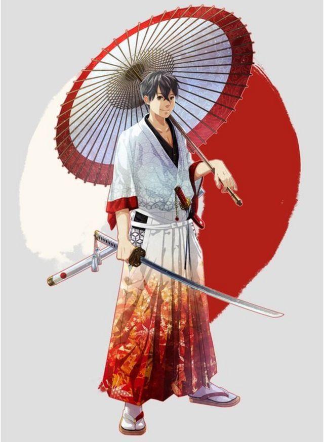 사무라이는 일본 역사의 중요한 부분이다